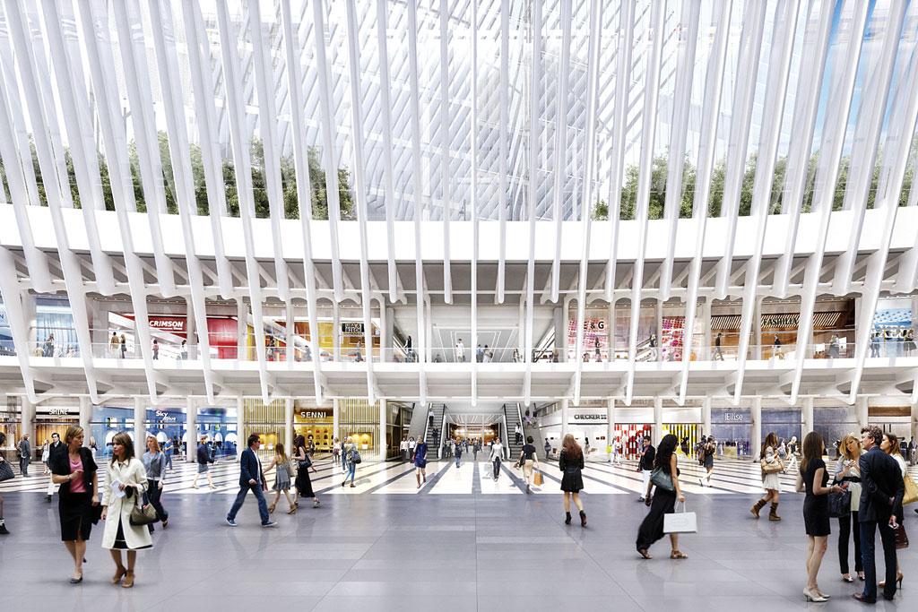 World Trade Center Westfield Mall