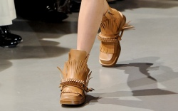 Paco Rabanne Fall 2016 Shoes On