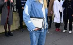 Street Style Paris Fashion Week Fall '16