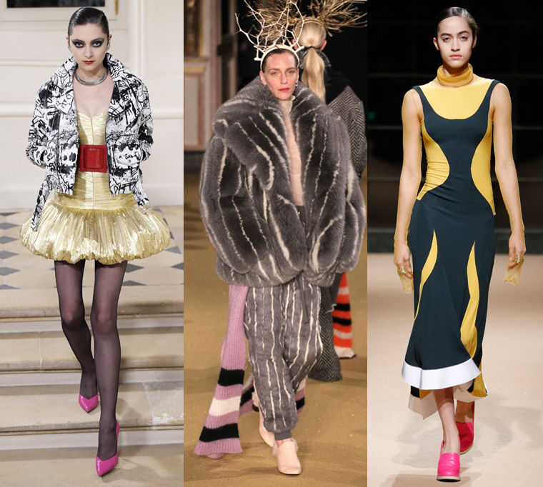 Paris Fashion Week Fall 2016 Shoes