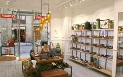 Pikolinos' Florence Italy store.