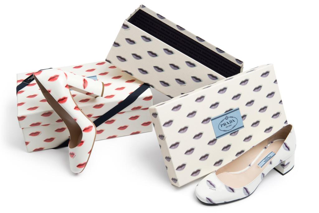 Prada made-to-measure shoes Saks