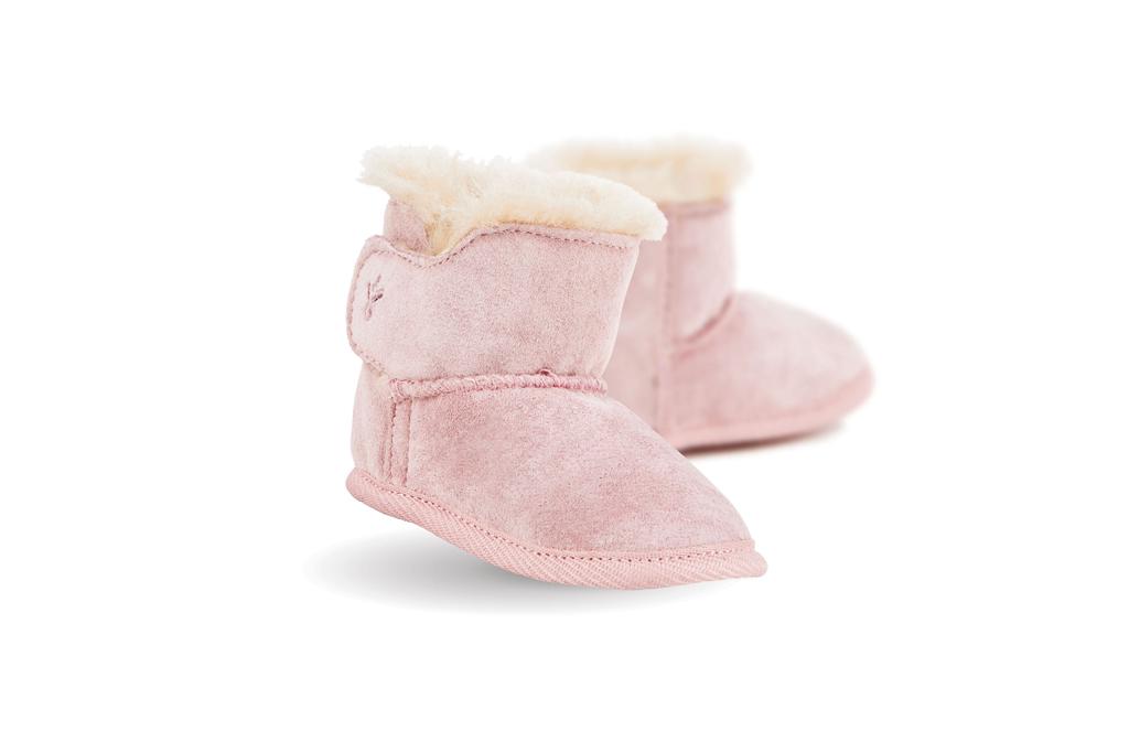 Princess Charlotte Pink Emu Boots