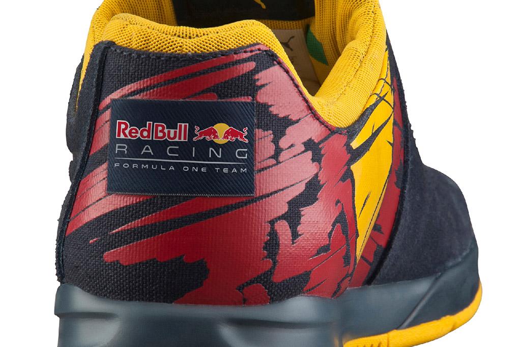 Puma Unveils Red Bull Racing Disc