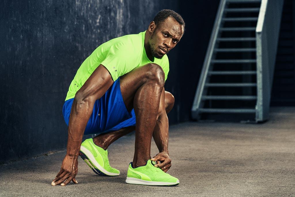 Usain Bolt for Puma