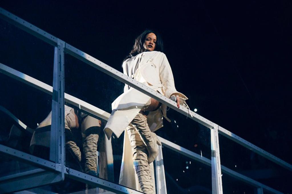 Rihanna Giuseppe Zanotti Boots