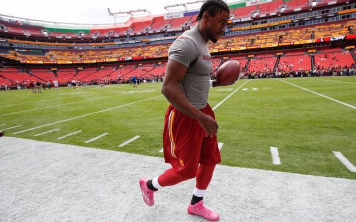 Robert Griffin III Adidas Washington Redskins