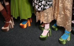 Rochas Fall 2016 Shoes On The