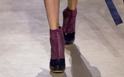 Sacai RTW Fall 2016 Shoes On