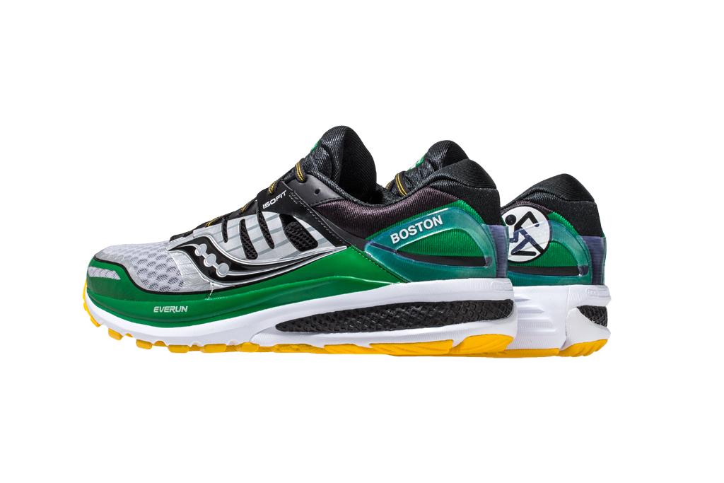 Saucony Green Line Triumph ISO 2