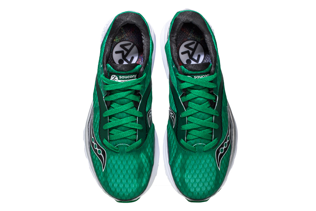 Triumph ISO 2 Saucony Green Line