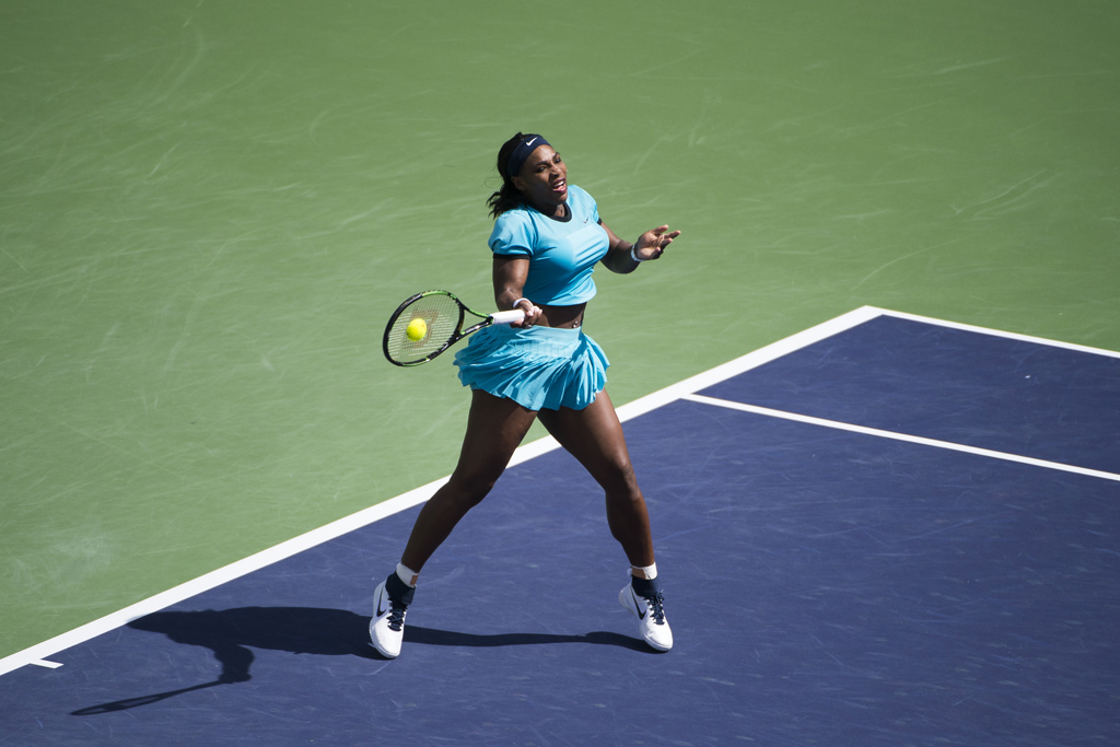 Serena Williams Indian Wells Tournament