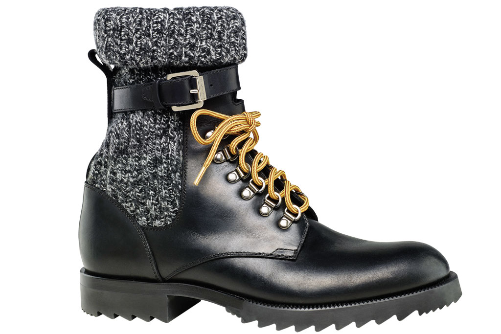Sergio Rossi Hiking Boots