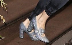 Sarah Jessica Parker's Shoe Style