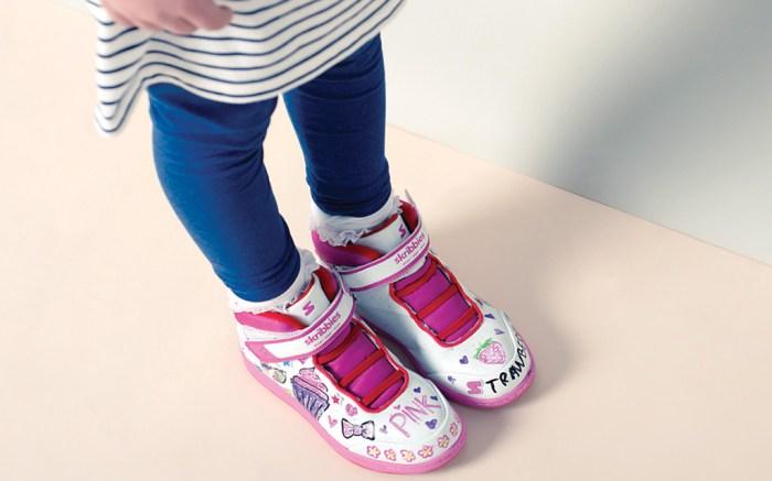 Skribbies Kids' Shoes