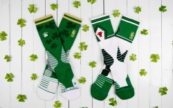 Stance x Just Don St. Patrick's