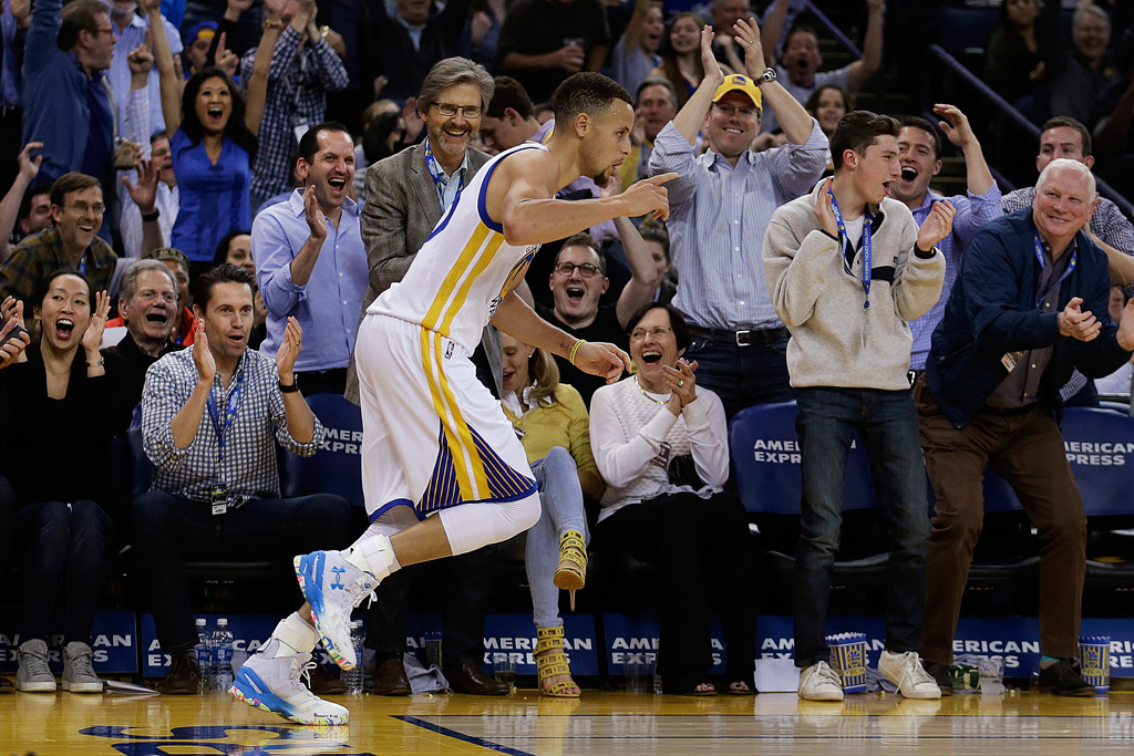 Curry Vs. Wall: The Under Armour