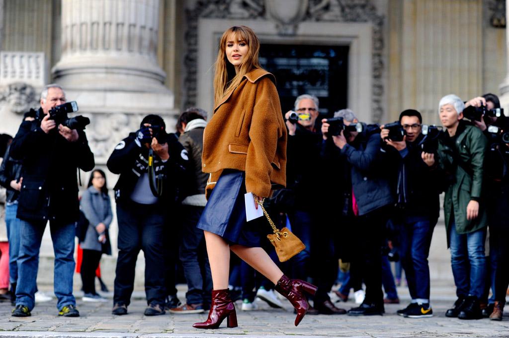 Street Style Paris Fashion Week Fall 2016 PFW