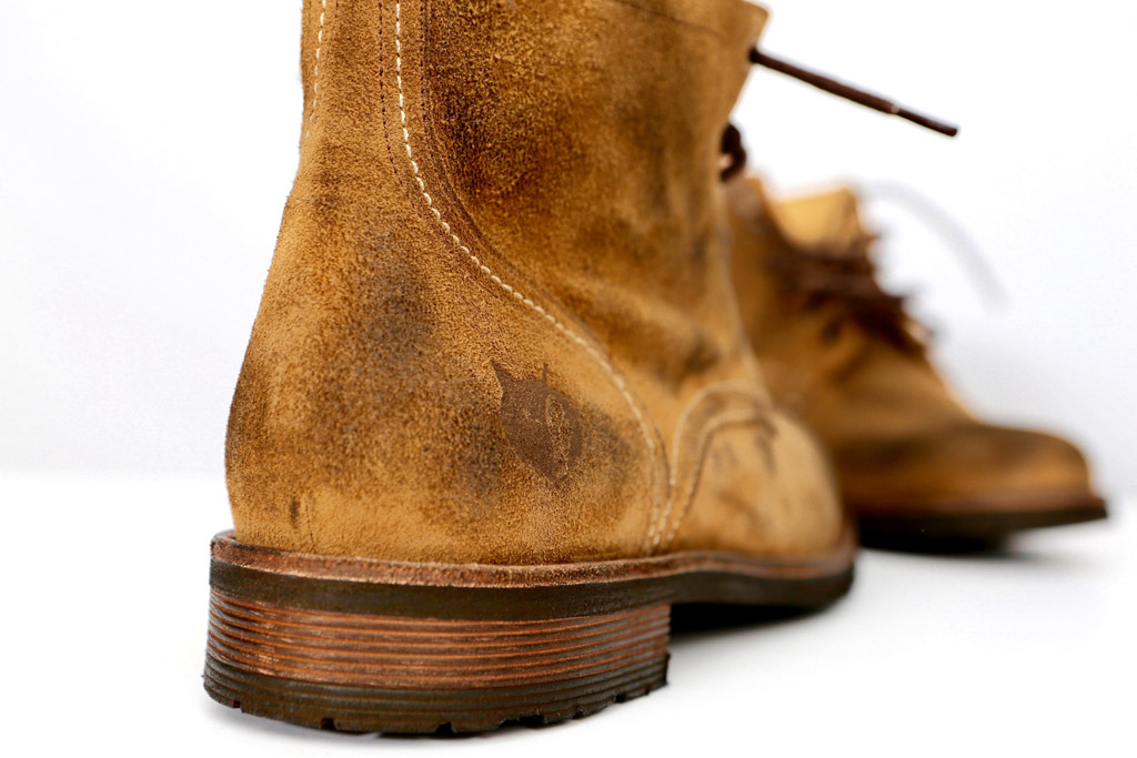 Swain boots 1