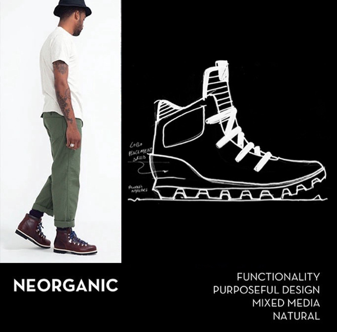 Timberland Betabrand Shoes Design