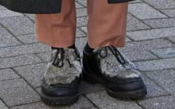 Tokyo Fashion Week Street Style Shoes