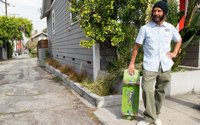 Tony Alva Skateboarder