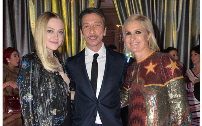 Valentino after-party