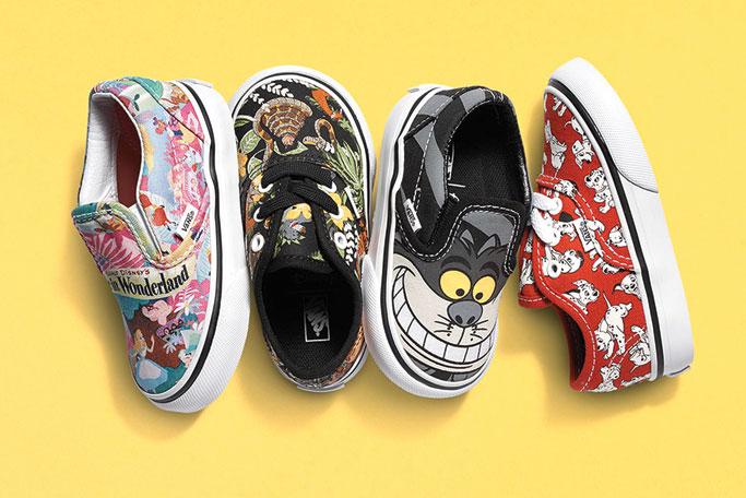 Vans Disney Kids Collection