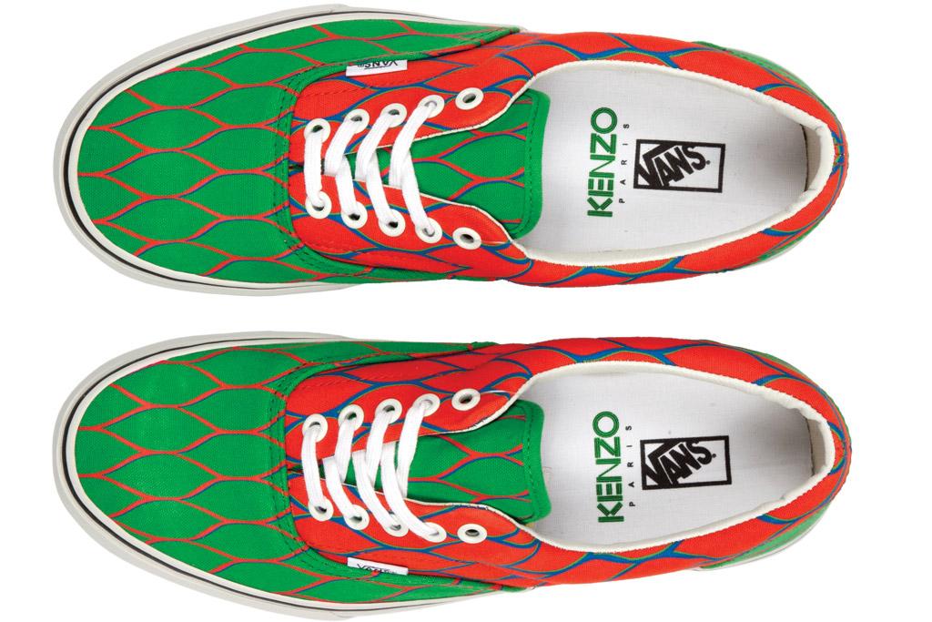 Vans Kenzo Paris Sneakers