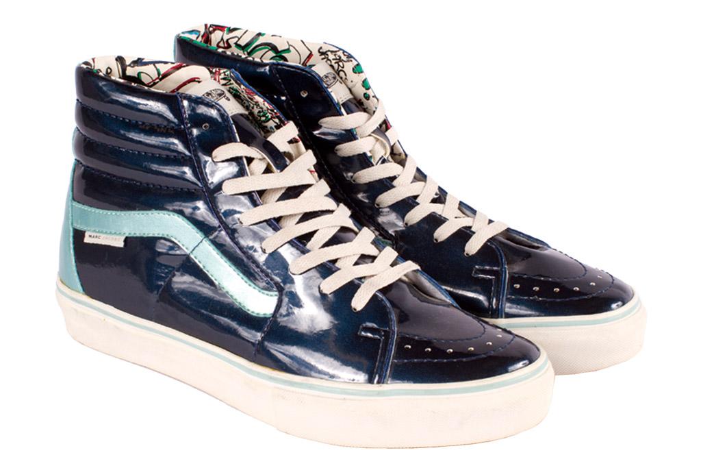 Vans Marc Jacobs High Top Sneakers