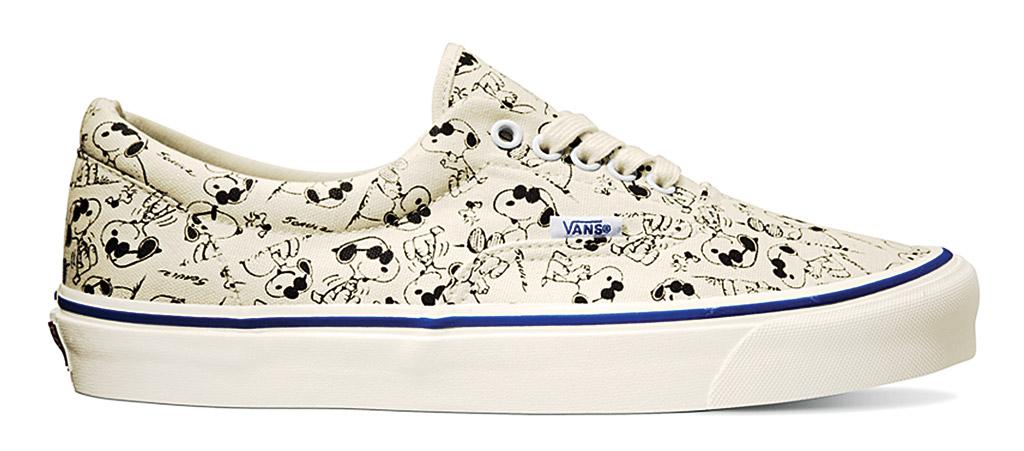 Vans Peanuts Camp Snoopy Sneakers