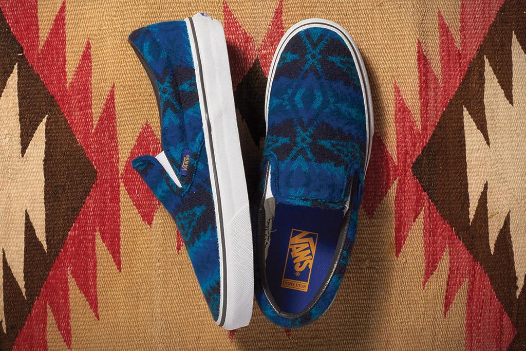 Vans Pendleton Sneakers
