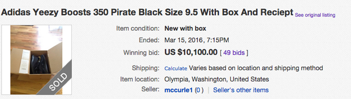 Yeezy Boost 350 Black eBay