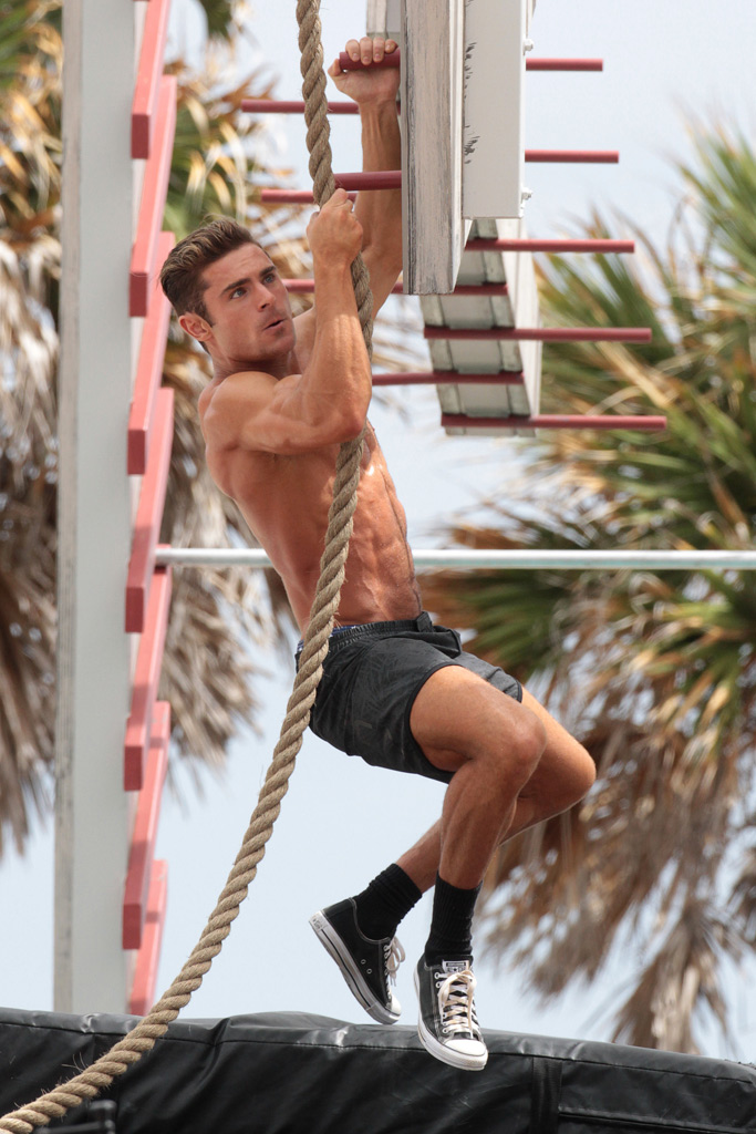 Zac Efron Baywatch Movie Converse Sneakers