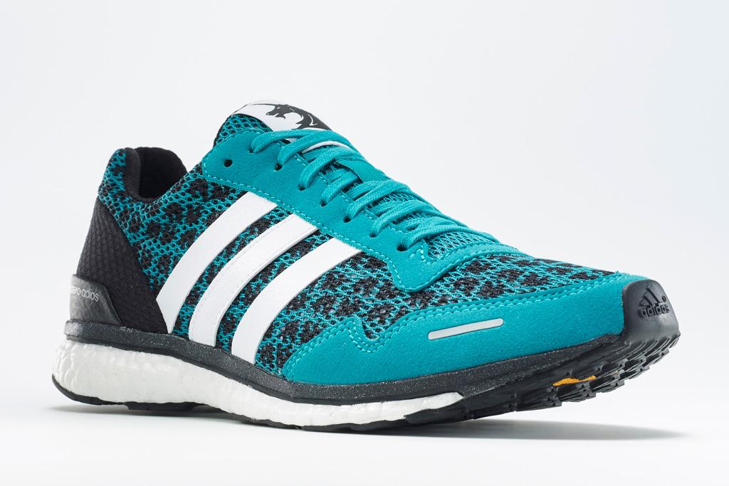 2016 Boston Marathon Adidas Adizero Adios 3