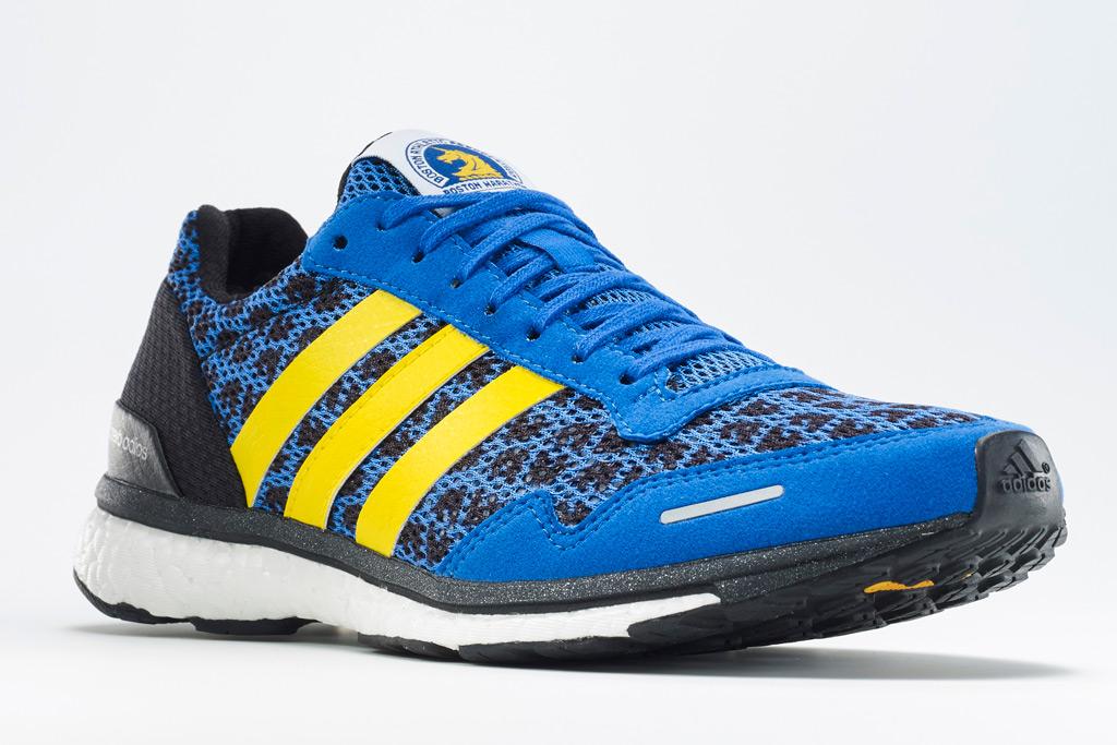Adidas Drops 2016 Boston Marathon Adizero Adios 3 Shoes [PHOTOS ...