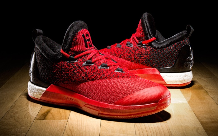 Adidas James Harden Crazylight Boost 2.5 Away
