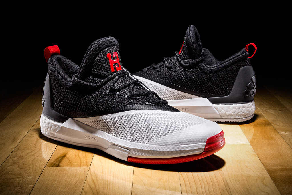 Adidas James Harden Crazylight Boost 2.5 Home