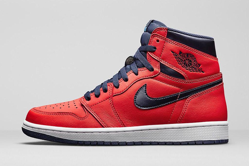 Air Jordan 1 Retro OG Light Crimson