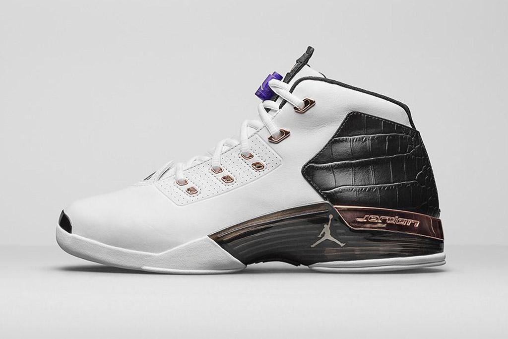 Air Jordan 17+ 'Copper'