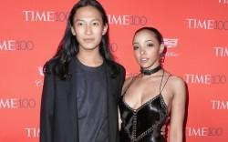 Alexander Wang and Tinashe Time 100