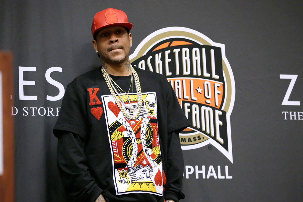 Allen Iverson Explains Why He Wore