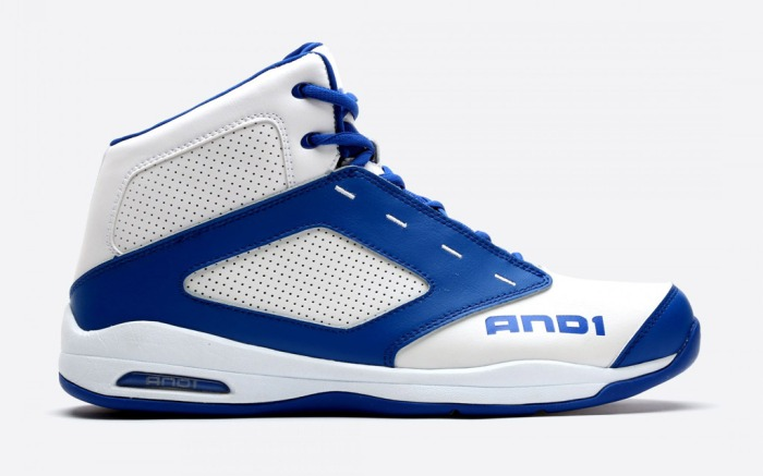 """And 1 """"Typhoon"""" sneaker"""
