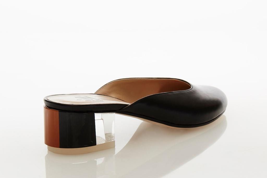 Ann Worley Dahlia sandal.