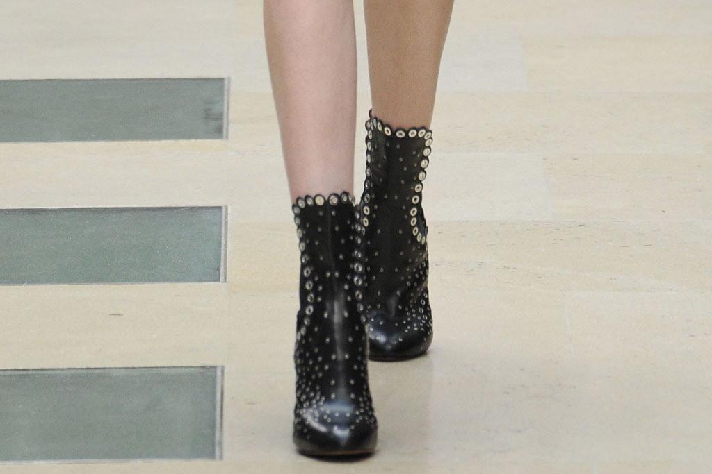 Azzedine Alaïa Fall 2016 shoes
