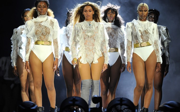 Beyoncé Formation Tour Fashion