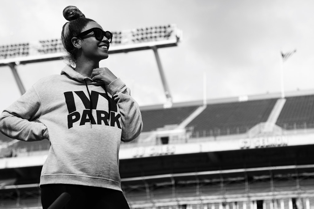 Beyonce Ivy park Formation World Tour