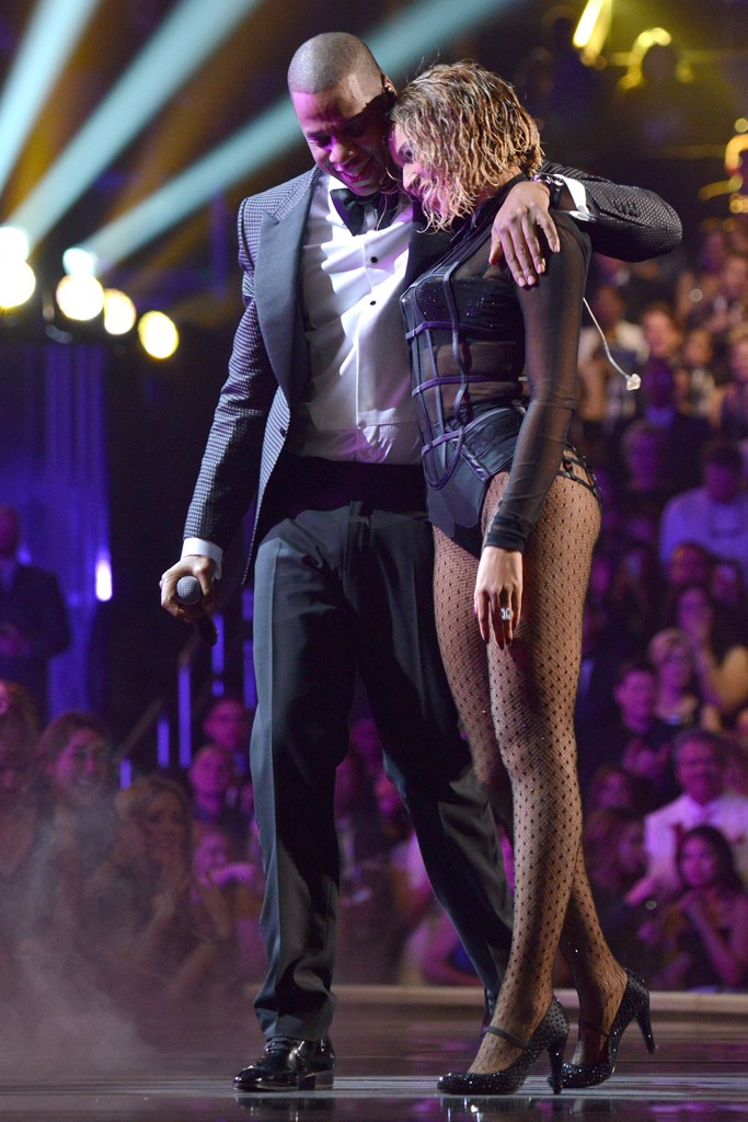 Beyonce & Jay-Z Celebrity Shoe Style