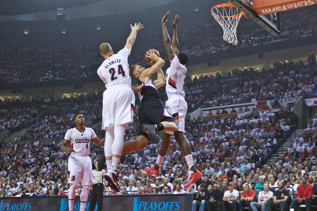 Blake Griffin NBA Playoffs Los Angeles Clippers Jordan Brand