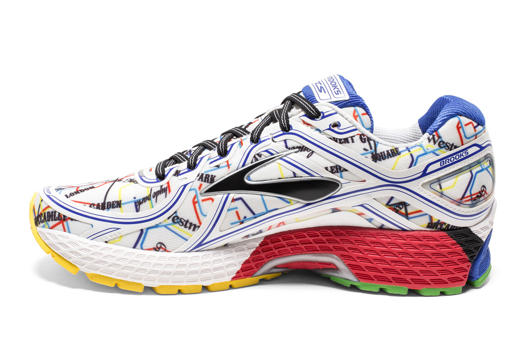 Brooks Rapid Transit Adrenaline GTS 16